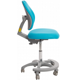 Детское кресло GT Racer C-1004 Orthopedic Blue