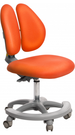 Дитяче крісло GT Racer C-1004 Orthopedic Orange