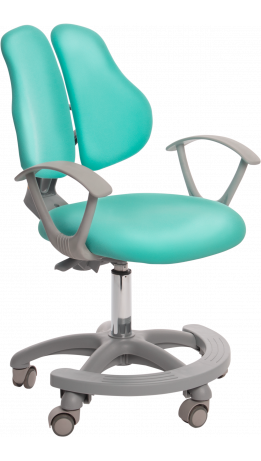 Дитяче крісло GT Racer C-1005 Orthopedic Blue