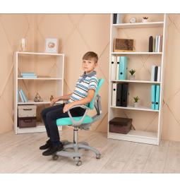 Дитяче крісло GT Racer C-1005 Orthopedic Gray