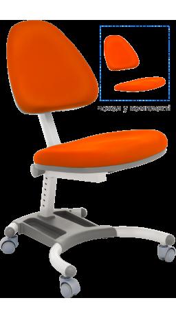 Дитяче крісло GT Racer C-1235 Orthopedic Orange (уцінка)