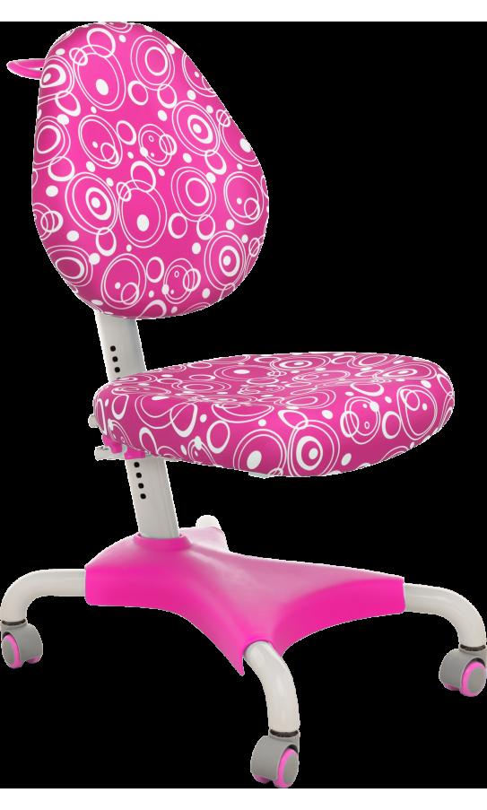 Дитяче крісло GT Racer C-1238 Orthopedic Pink