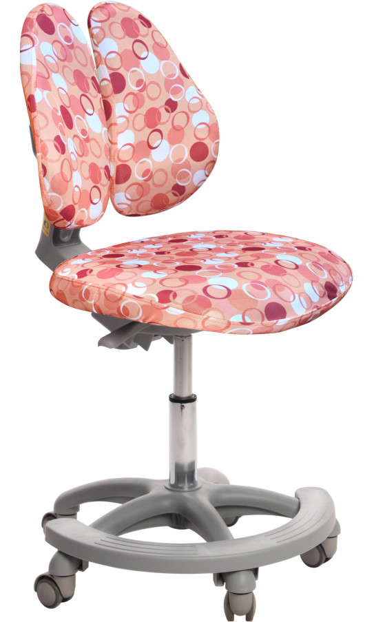 Чехол для кресла GT Racer CVR-1005 pink