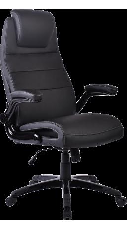 11Офісне крісло GT Racer D-9186H-2 Black