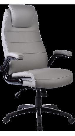 11Офісне крісло GT Racer D-9186H-2 Gray