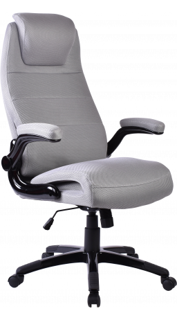 Офісне крісло GT Racer D-9186H-2 Mesh Gray