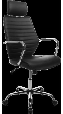 11Офісне крісло GT Racer D-9203 Black