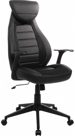 Офісне крісло GT Racer D-9218-1 Black