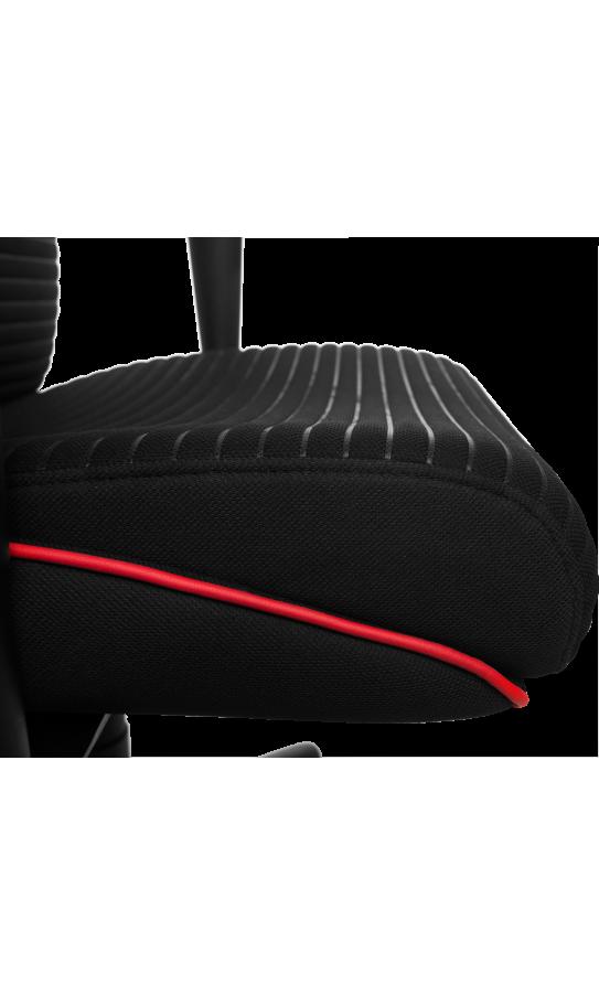 Кресло GT Racer D-9321-1 Black/Red