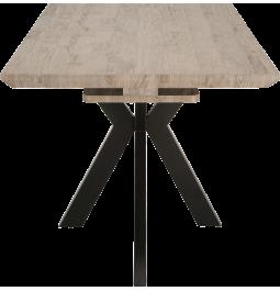 Стол GT DT0730 (140-180x80x76) Light Oak