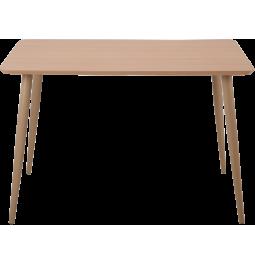 Комплект обідній GT DT15045/X-D10 Black (стіл + 4 стільця)