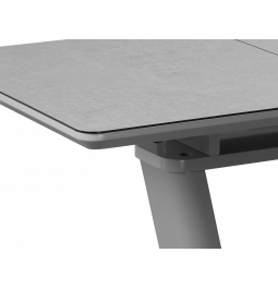Стіл GT DT2019-8 (140-180*80*76) Gray
