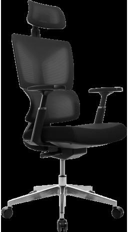 Офісне крісло GT Racer H-2003 Black