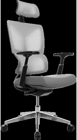 Офісне крісло GT Racer H-2003 Gray