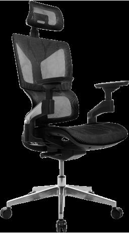 11Офісне крісло GT Racer H-2003 Black