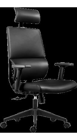 Офісне крісло GT Racer H-2005 Black