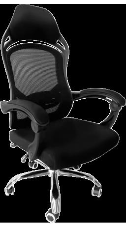 11Офисне крісло GT Racer H-2201 Black