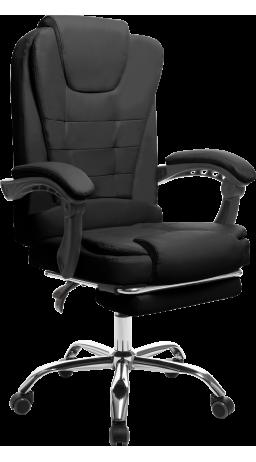 Офісне крісло GT Racer H-2770-F Black