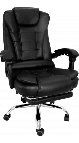 11Офісне крісло GT Racer H-2770-F Black