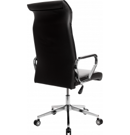 Офісне крісло GT Racer H-2880 Black (уцінка)