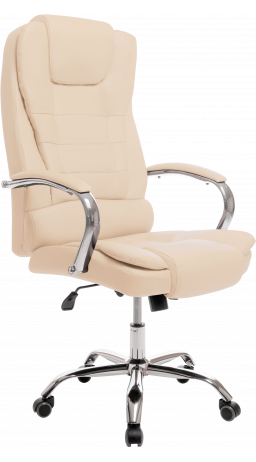 Офісне крісло GT Racer H-2940 Cream