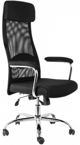 11Офісне крісло GT Racer H-3601 Black