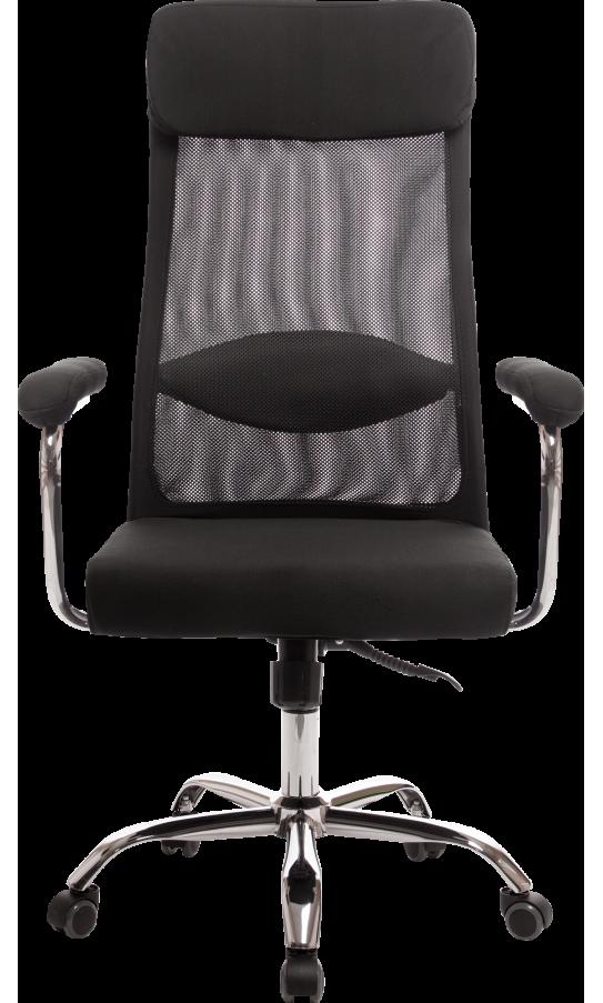 Офисное кресло GT Racer H-3601 Black