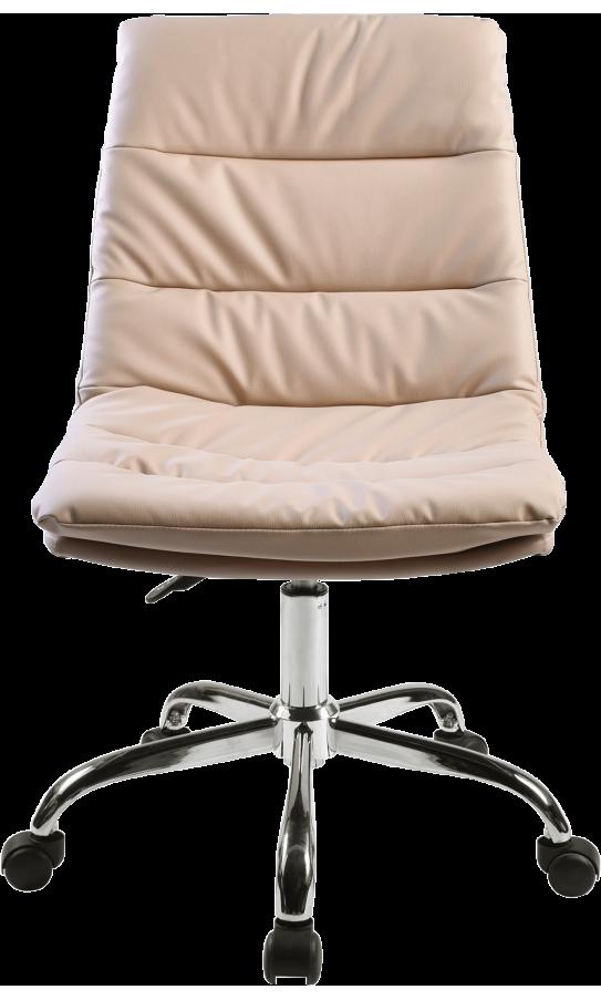 Office chair GT Racer H-9319 Cream