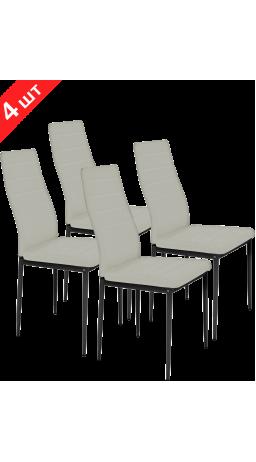 Комплект стільців GT K-2020 Cream White (4 шт)
