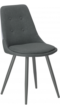Стілець GT K-8764 Fabric Gray