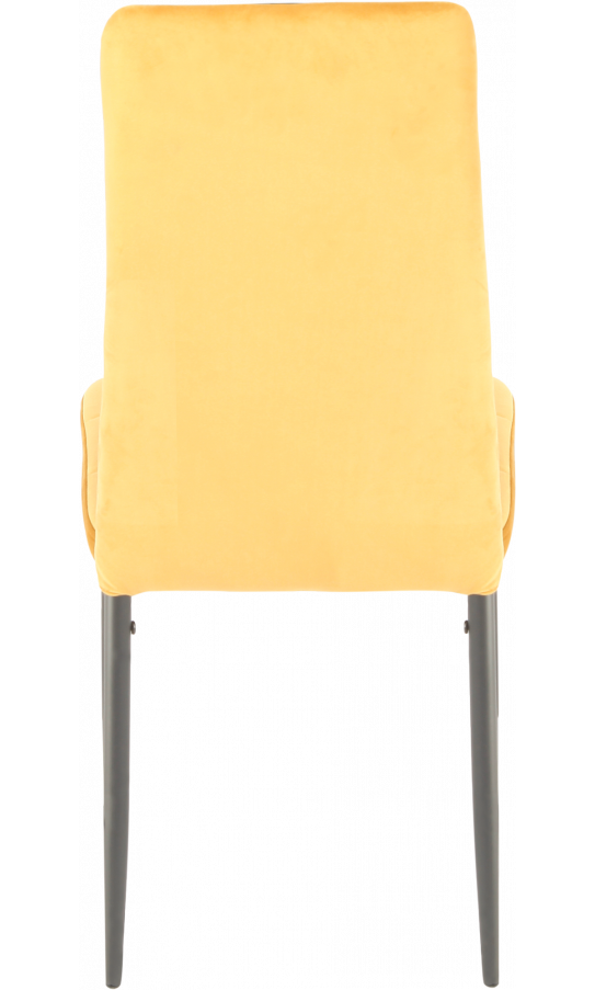 Chair GT K-2010 Mustard Velvet