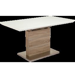 Стол GT K-6101 White/Cappuccino