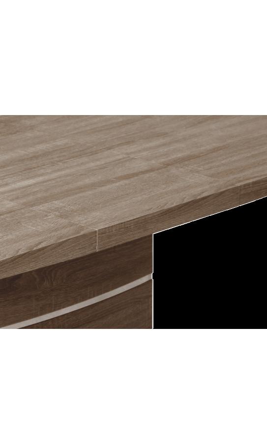 Стіл GT KY8019 (160-200x90x76) Canyon Oak