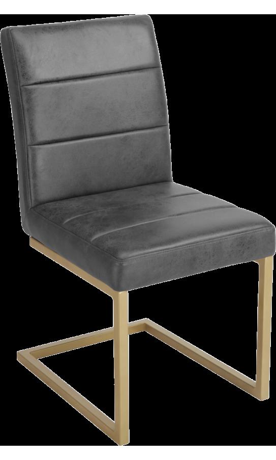 Chair GT KY8776 Black/Bronzing