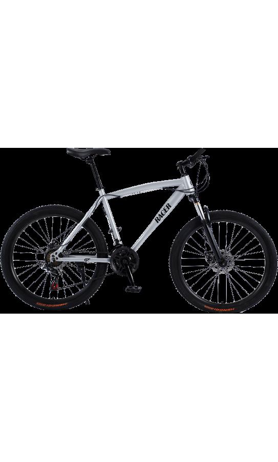 "Велосипед GT Racer M-2508 26"" 19"" 2021 Gray (M-2508 Gray)"