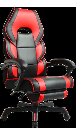 Геймерське крісло GT Racer M-2643 Black/Red