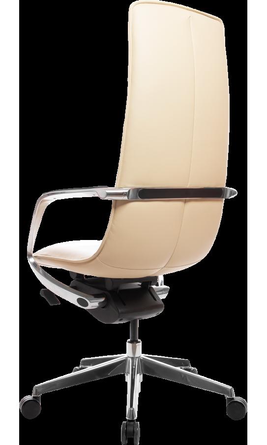 Офісне крісло GT Racer X-003A LEATHER Beige