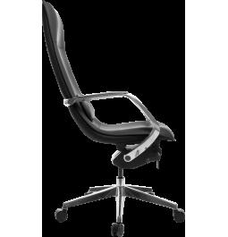 Офісне крісло GT Racer X-003A LEATHER Black