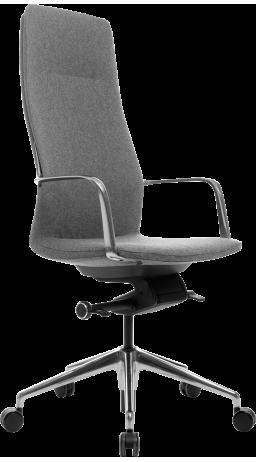 Офісне крісло GT Racer X-004A13 FABRIC Gray