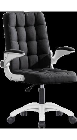 11Офісне крісло GT Racer X-025 Fabric Black