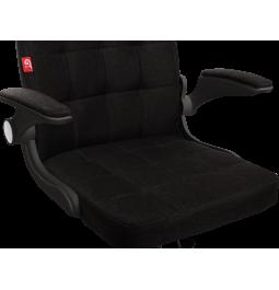 Офісне крісло GT Racer X-025 Fabric Black