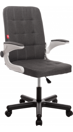Офісне крісло GT Racer X-025 Fabric Gray