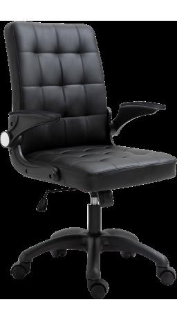11Офісне крісло GT Racer X-026 Black