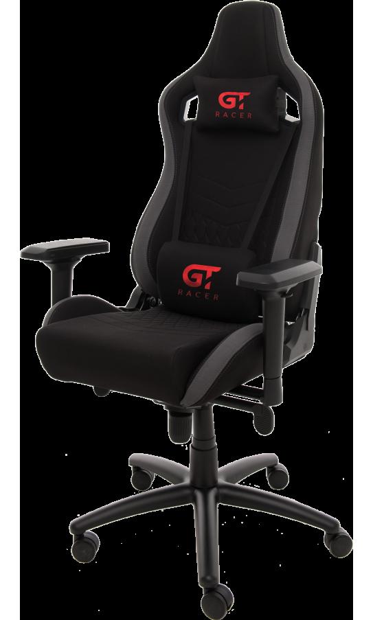 Геймерское кресло GT Racer X-0712 Shadow Gray