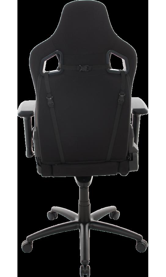 Геймерське крісло GT Racer X-0712 Shadow Black