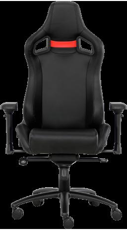 11Геймерське крісло GT Racer X-0714 Black/Red