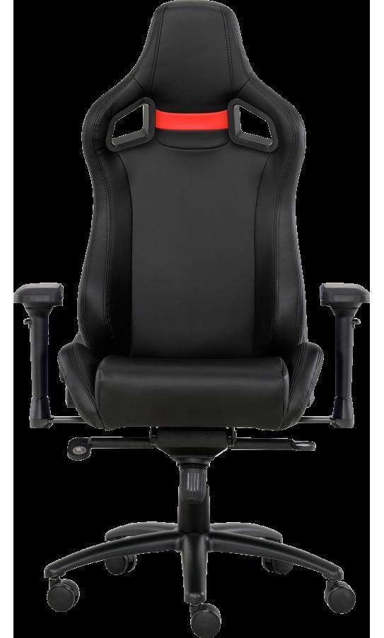 Геймерське крісло GT Racer X-0714 Black/Red