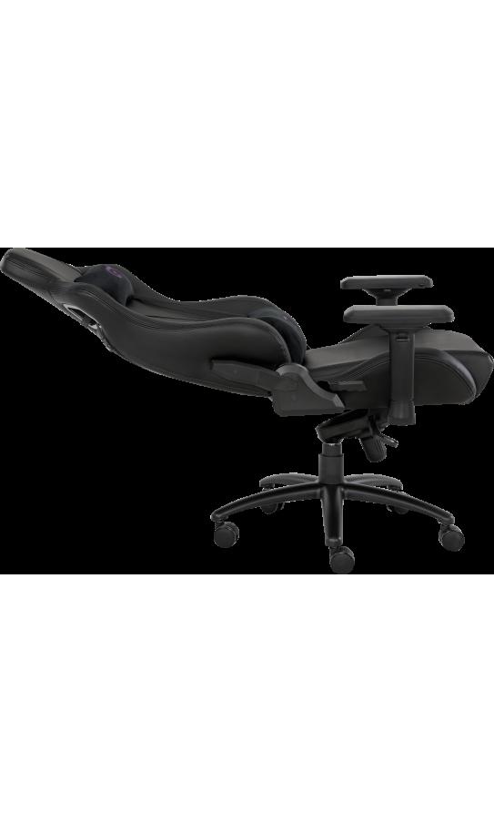 Геймерское кресло GT Racer X-0714 Black/Violet