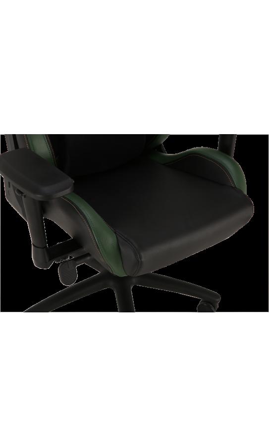 Геймерське крісло GT Racer X-0715 Black/Green