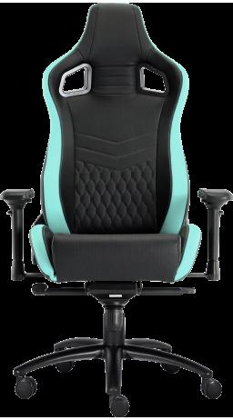 Геймерське крісло GT Racer X-0718 Black/Mint